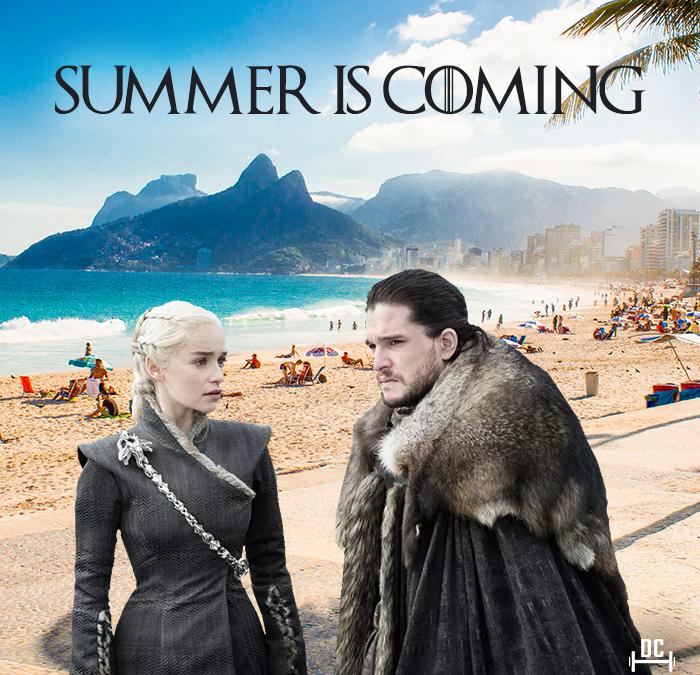 Prihaja poletje